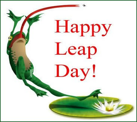 Leap Day, Frog